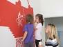 Malování Letnice dětmi
